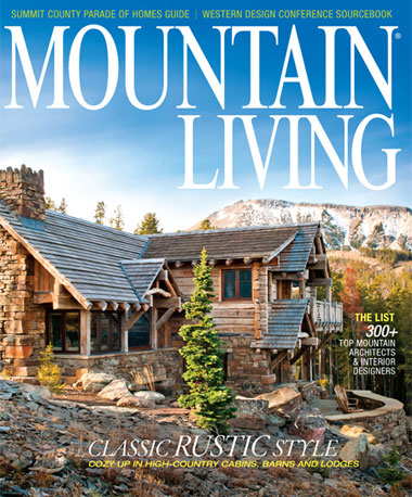 Mountain Living - Mountain Architect