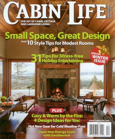 Mountain Architect - Cabin Life Magazine