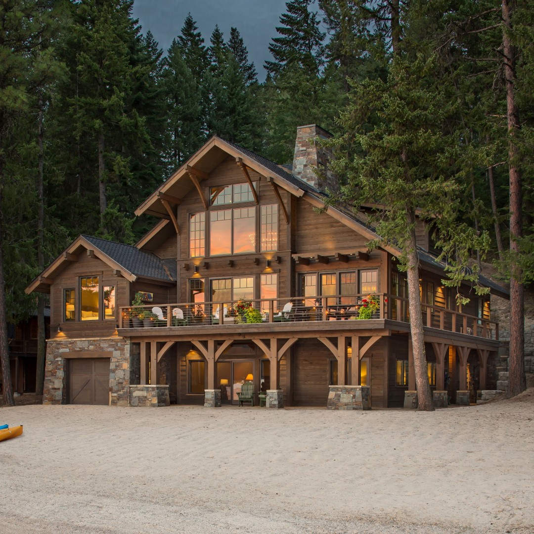 Priest Lake Cabin