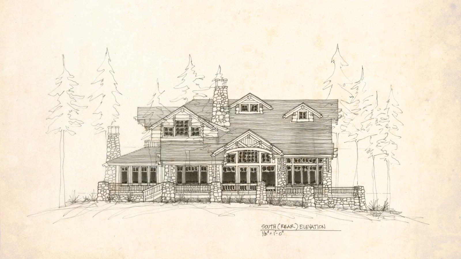 Suncadia-Architect- Mountain-Home -South