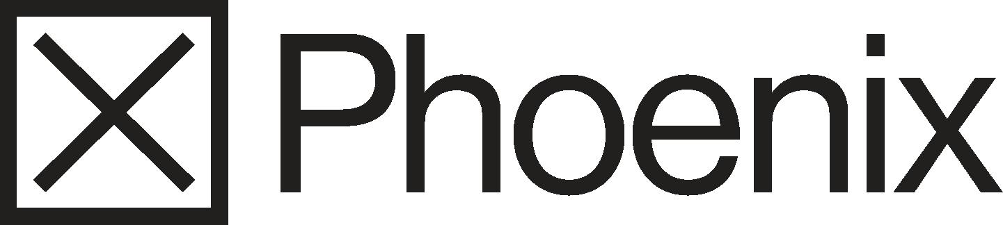 X Phoenix logo