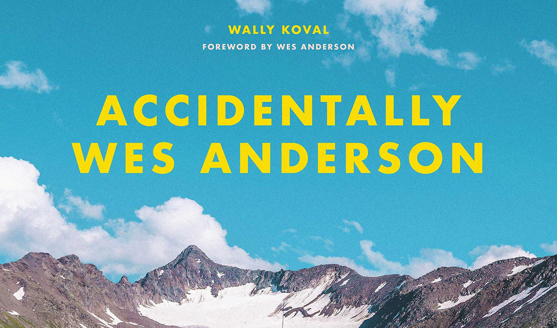 Amy shares her appreciation for the talented Wes Anderson, and gives us some insight into his wonderful world of work.