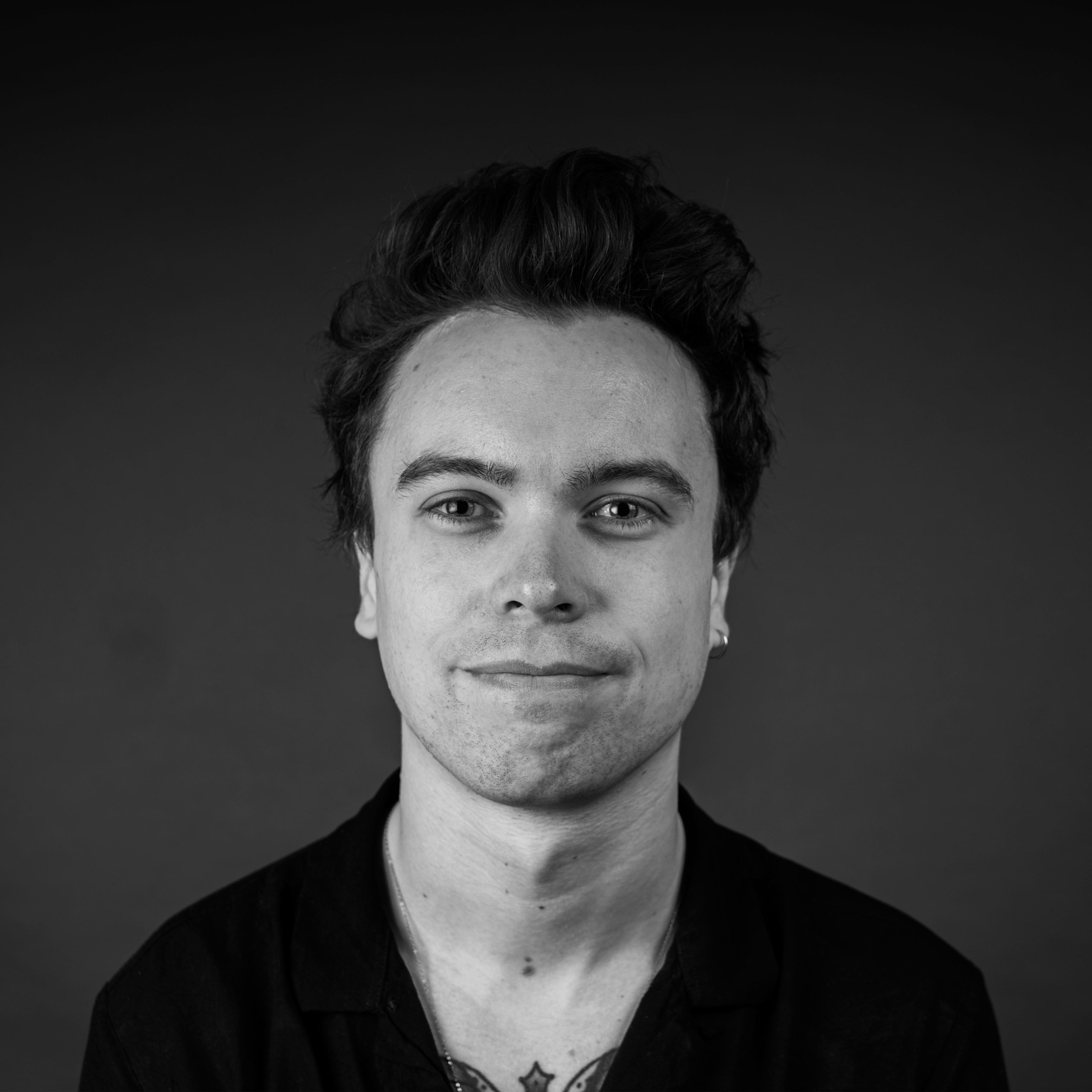 A member of the algorithm teams photo