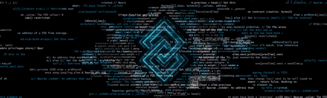 A render of a design for the Blockchains LLC Launch