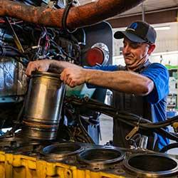 Trucking Service, Repair, Maintenance