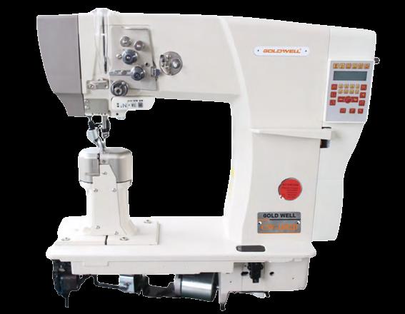 Goldwell 1591 single needle Automatic Machine