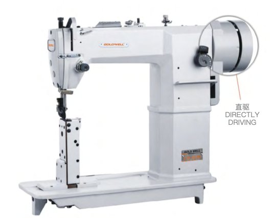 GW810 Direct Drive Single Needle Post Bed