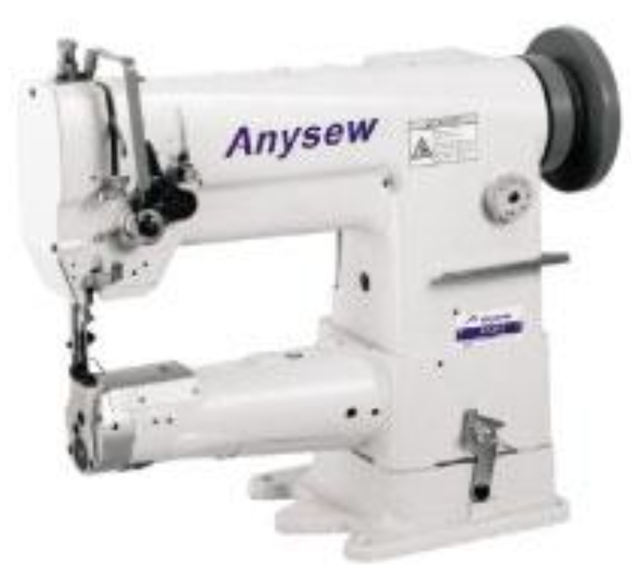 Anysew Binding Cylinder Bed Machine 341
