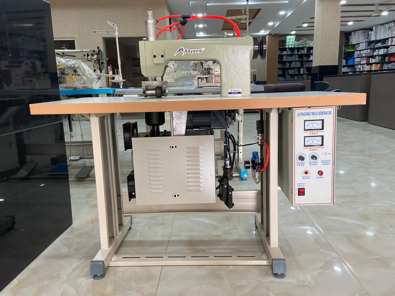 4 Inch Ultrasonic Machine