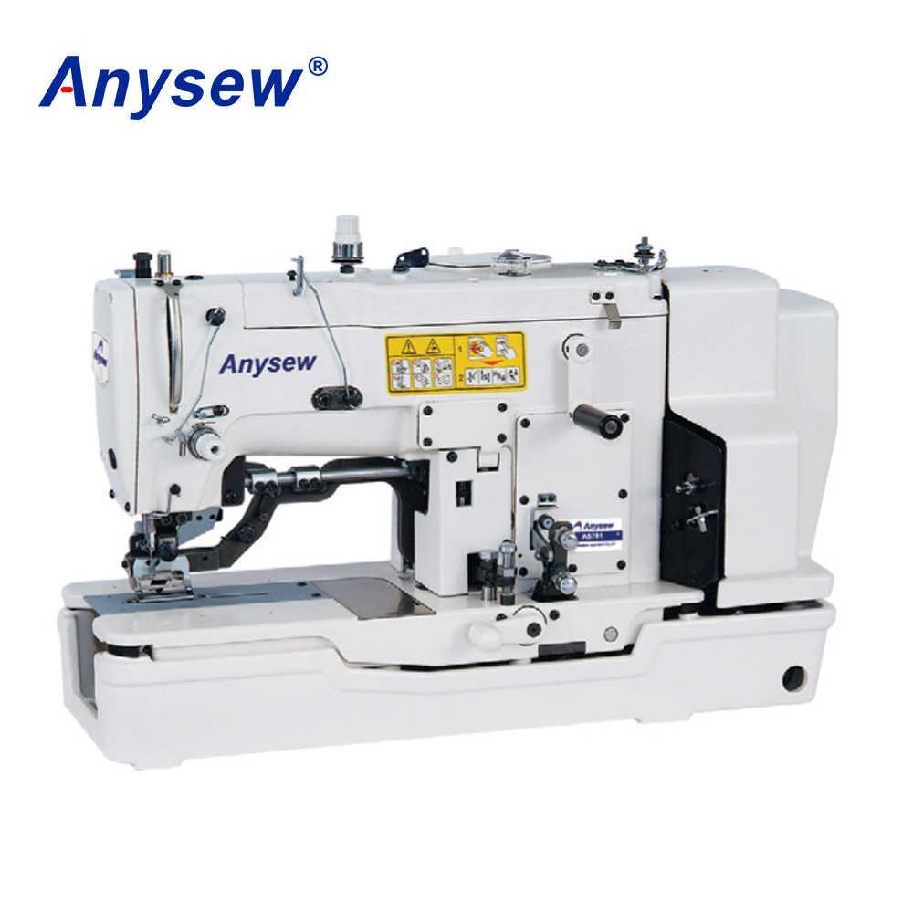 Anysew Kaj Button Holing Machine AS-781
