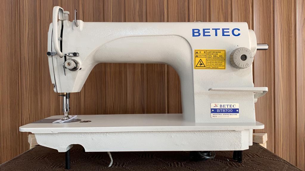 BT 8700 Manual Lockstitch