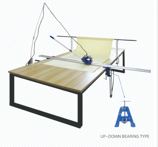 End Cutter Jaktec (without table)