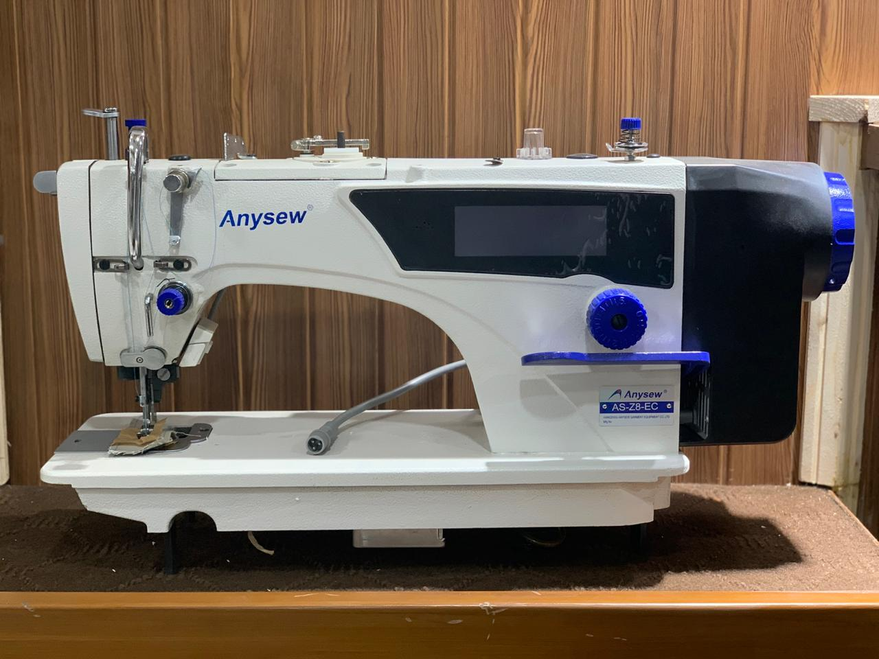 AS-Z8 Full Auto with Edge Cutter
