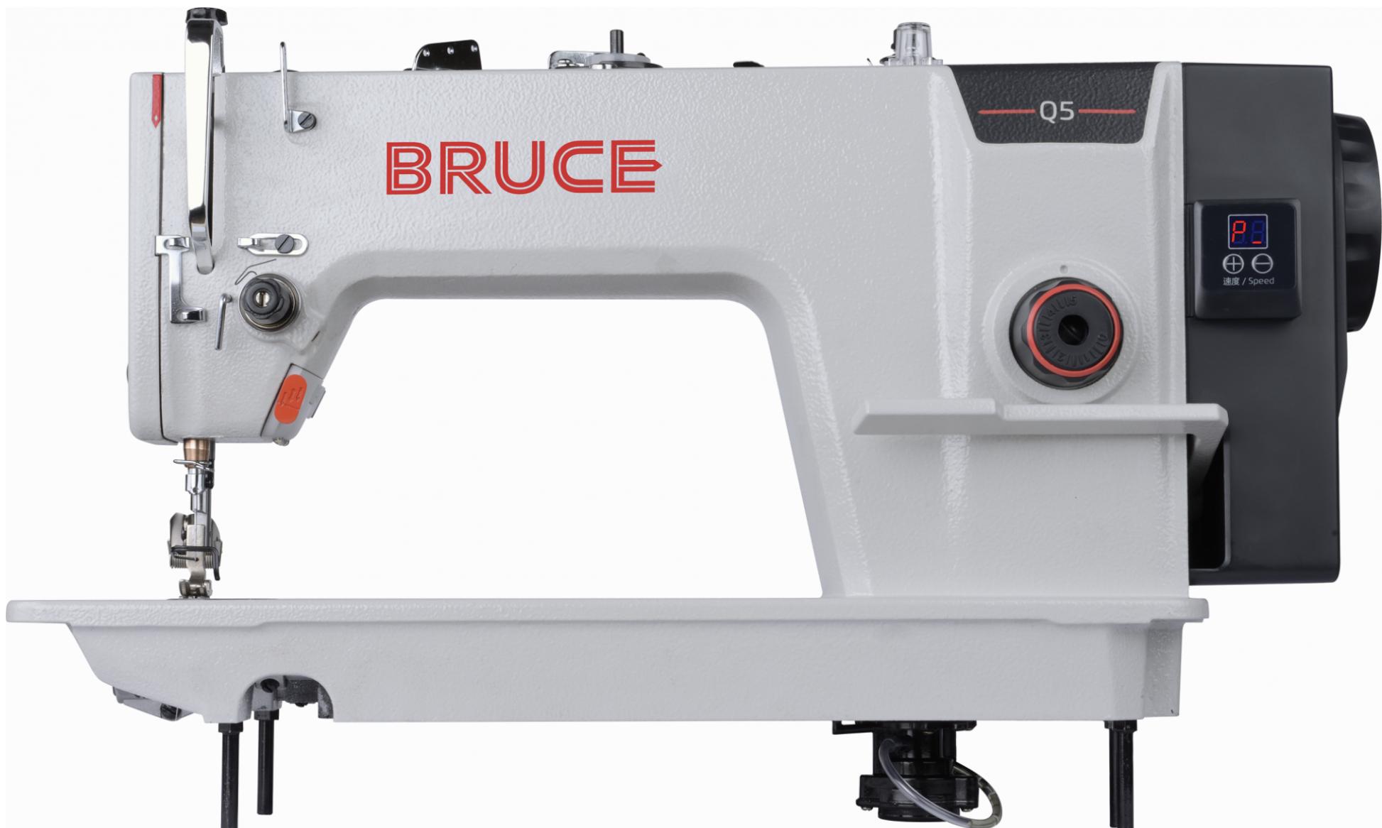 Bruce Q5 Direct Drive Lockstitch