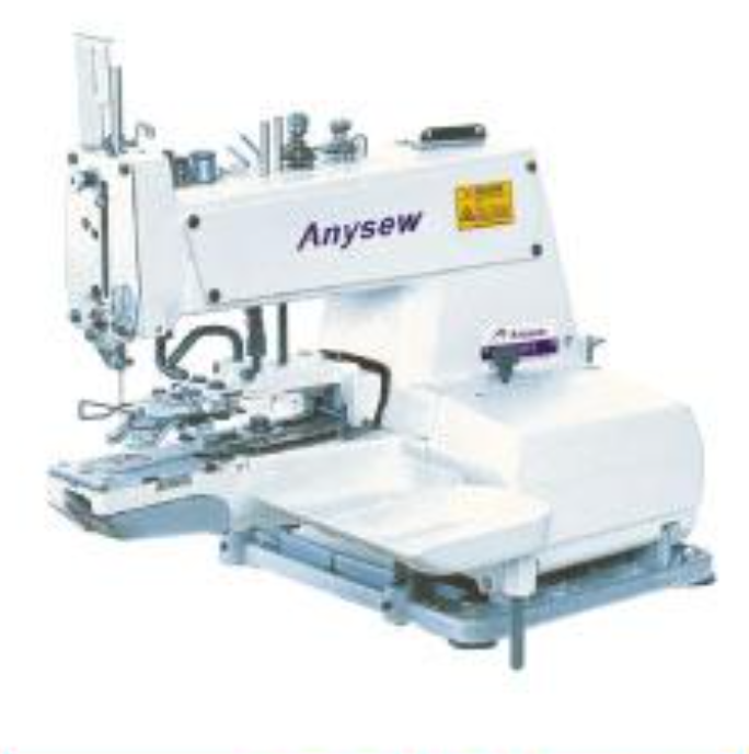 Anysew Direct Drive Button Mounting Machine 373