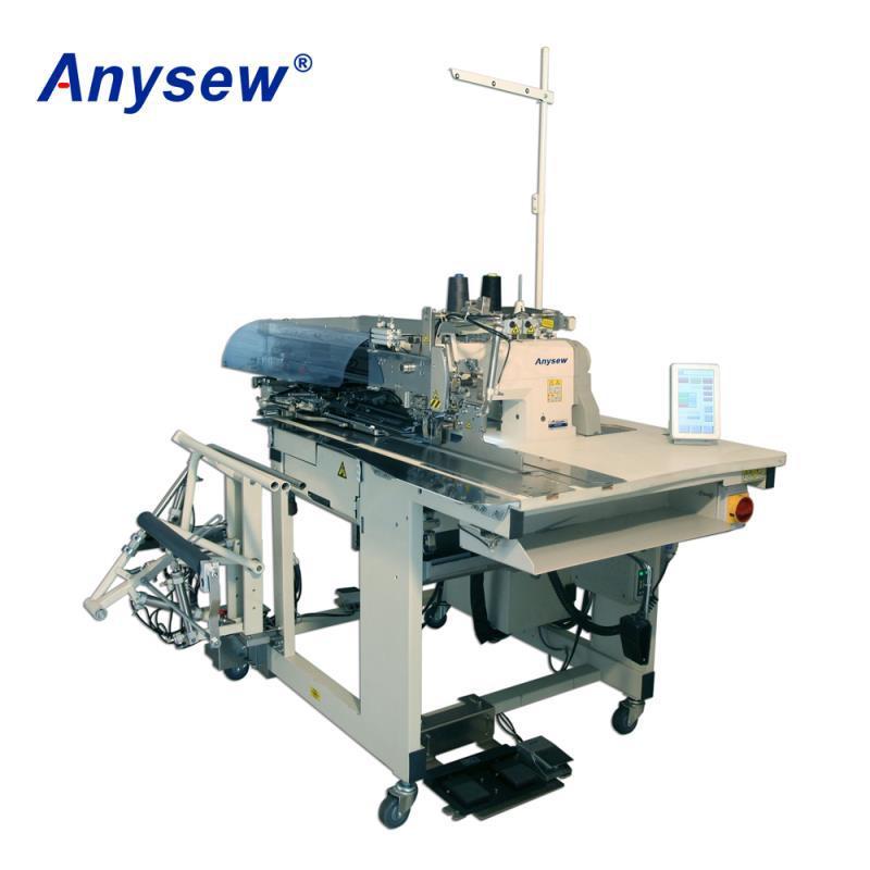 Automatic Pocket Welting Machine AS-895