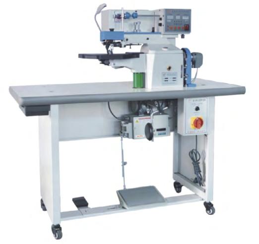 GW373/LZ-518 Automatic Folding And Glue Machine