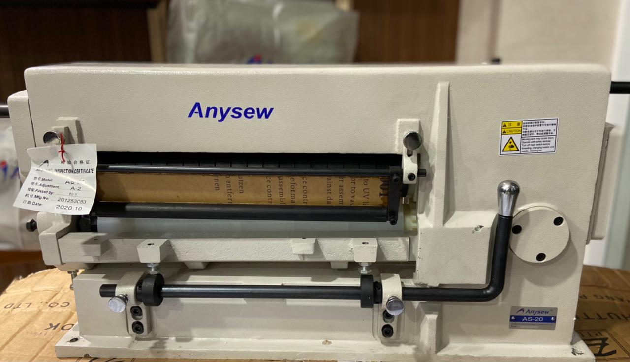 Anysew Leather Strip Cutting Machine Tk20