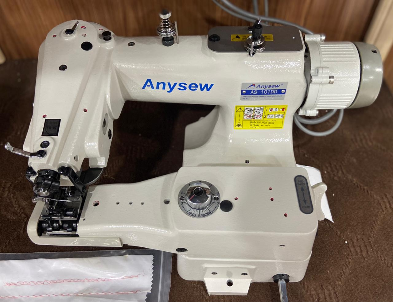 Anysew Direct Drive Blind Stitch Machine AS-101