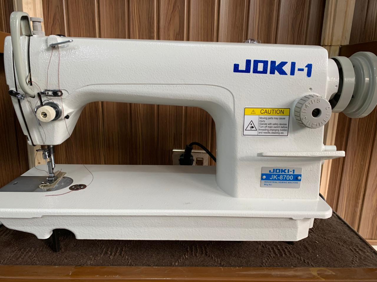JK 8700 Manual Lockstitch