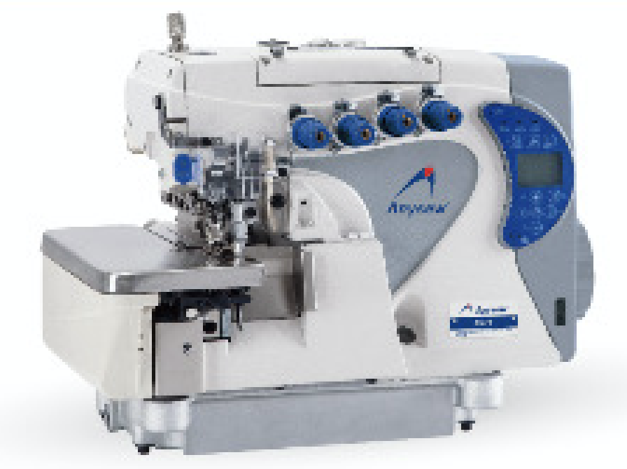 Anysew 5 Thread Auto-Trim Auto-Foot lifter Overlock AF5-5D/EP