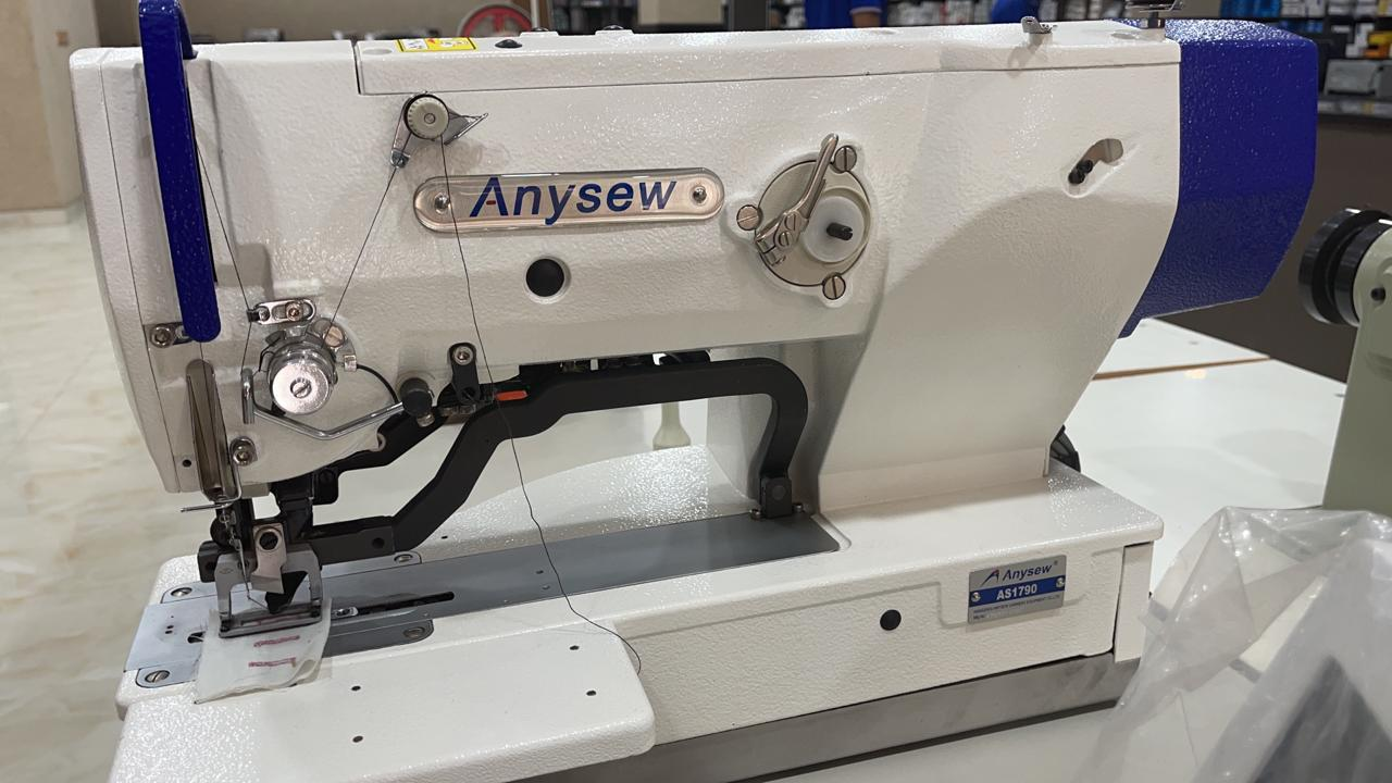 Anysew Button Holing Machine AS-1790