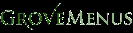 GroveMenus logo
