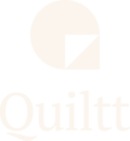Quiltt logo stacked