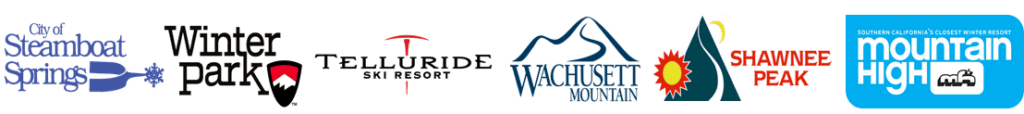 Alpine Media Technology ski resort partners