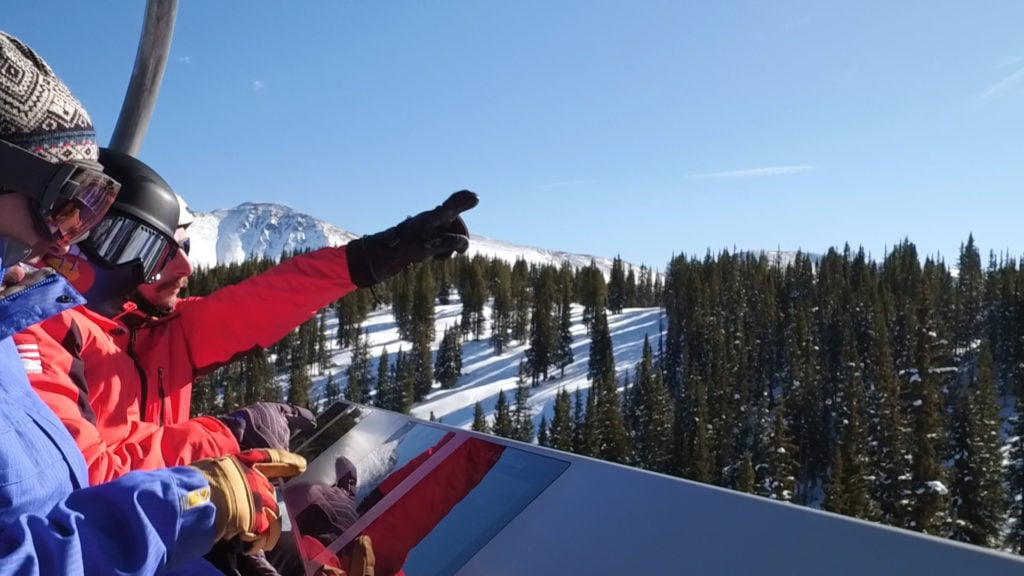 Ski chairlift displays from Alpine Media Technology