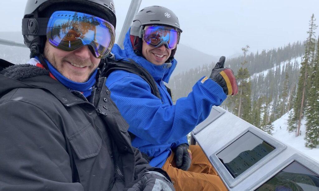 LiftDigital from Alpine Media Technology installed on Winter Park's Super Gauge Express
