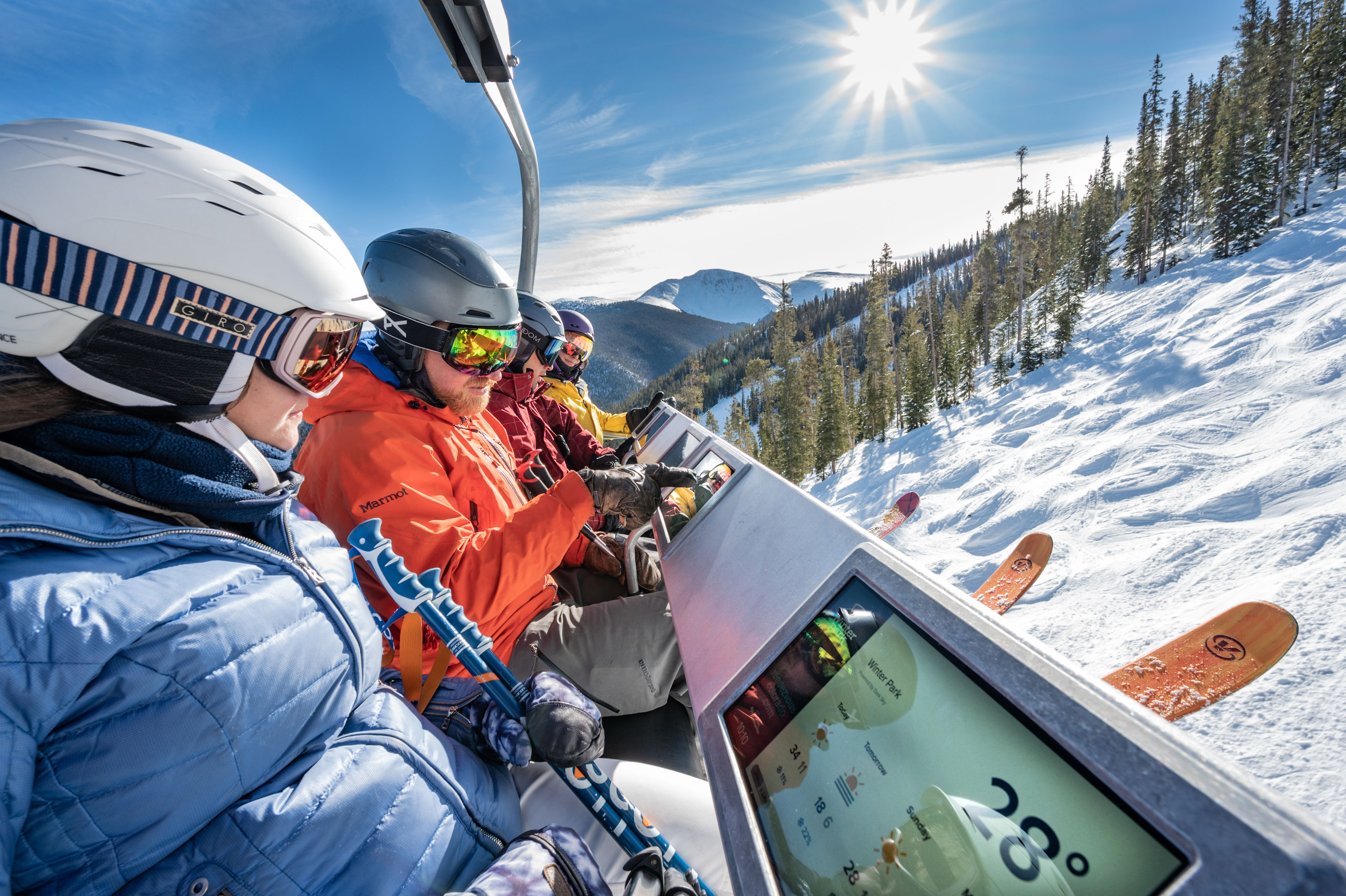 Why you should be advertising your brand to the ski resort audience