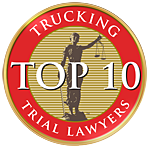 Douglas R. Beam is listed as one of the Top 10 Trucking Accident Trial Lawyers Nationally