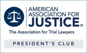 Douglas R. Beam is a Melbourne, Florida personal injury attorney listed as a member of the American Association for Justice President's Club