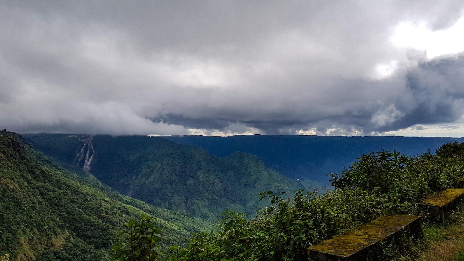 Abode of Clouds - Meghalaya