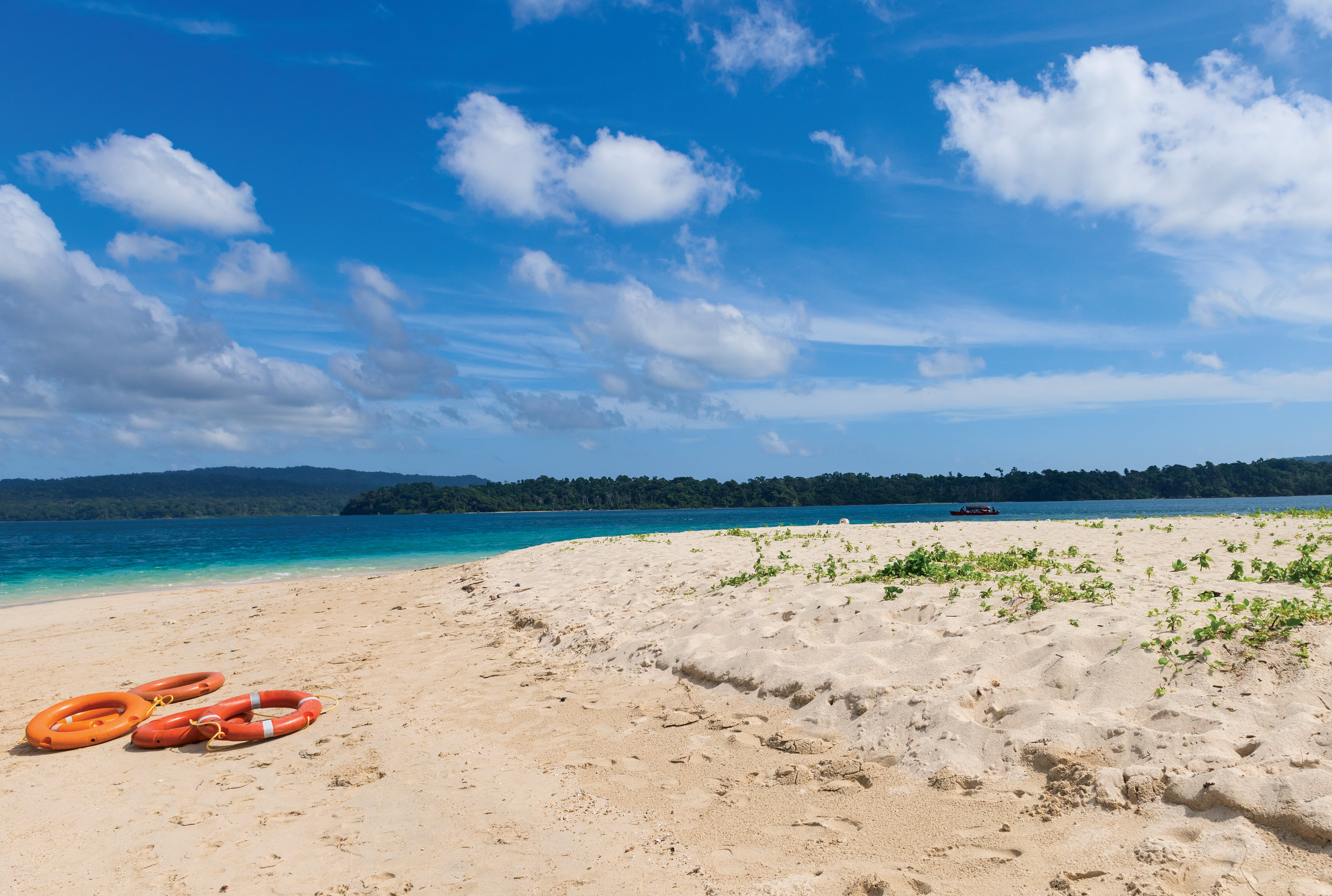 Picturesque Andaman & Nicobar Islands