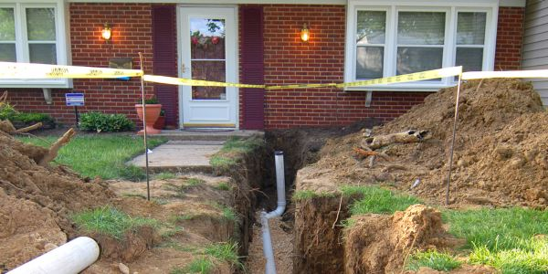 sewage damage company