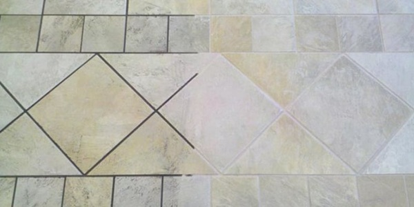 grout and tile cleaning