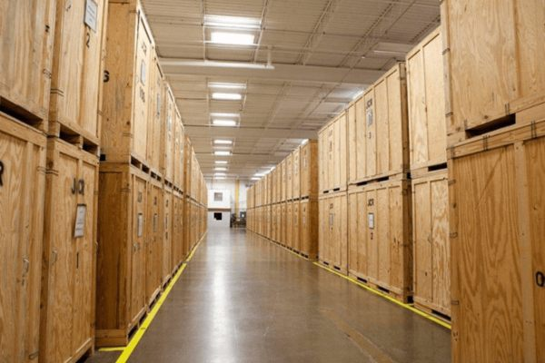 Off-Site Contents Storage