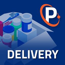 Image of PioneerRx Delivery app icon