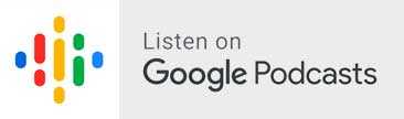 Image of Google Podcasts button link