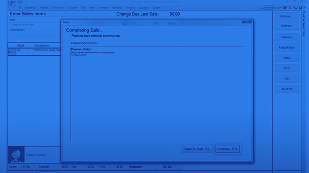 Demo thumbnail of software screen
