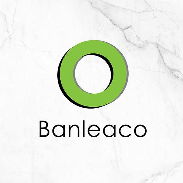 Image of Banleaco logo with white background