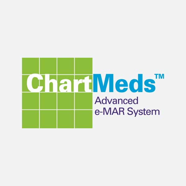 Image of ChartMeds logo with white background