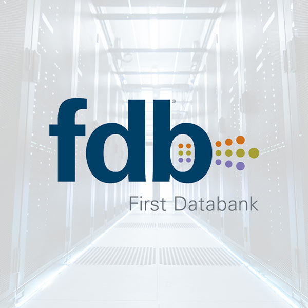 Image of First Databank logo with white background