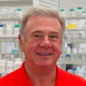 Square image of Bob Lomenick