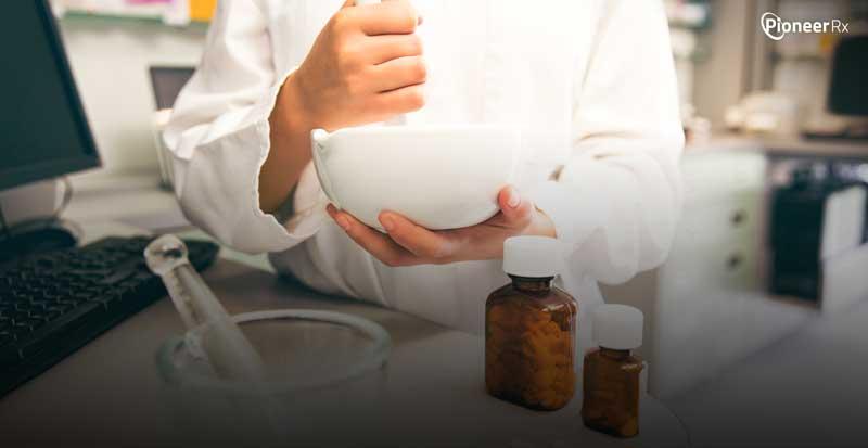 Pharmacist compounding