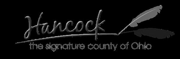 "Hancock ""Signature County"" Logo"