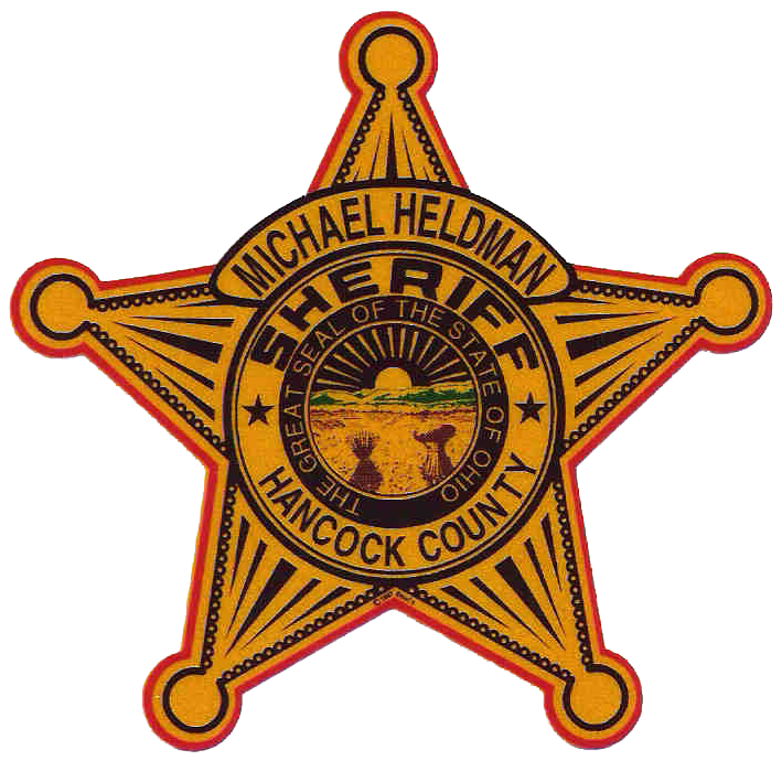 Hancock Sheriff Logo