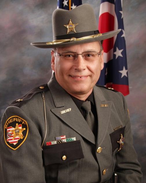 Photograph of Sheriff Heldman